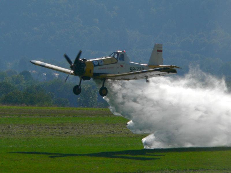 M18 农业飞机